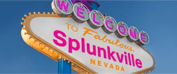 Four Takeaways from Splunk .Conf19